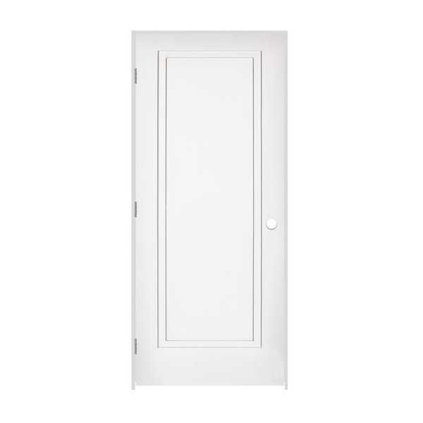 Trimlite 2268138-8491RH26D714 26' by 80' 2-Step Shaker 1-Panel Right Handed Inte - Primed - N/A