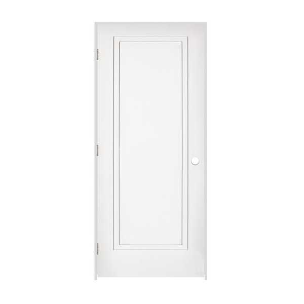 Trimlite 3068138-8491RH154916 36' by 80' 2-Step Shaker 1-Panel Right Handed Inte - Primed - N/A