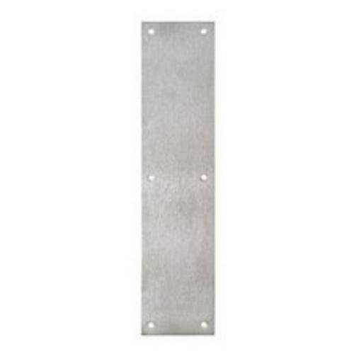 Tell DT100072 Commercial Push Plate, 3.5'x15'