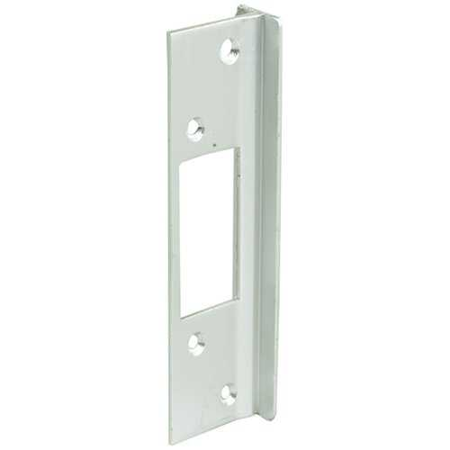 Prime Line U9481 Mag Security Door Lock Guards, Aluminum